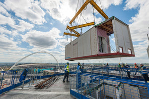 Why offsite manufacturing is the future of housebuilding