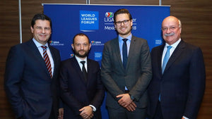 DFL CEO Christian Seifert new Chairman of World Leagues Forum