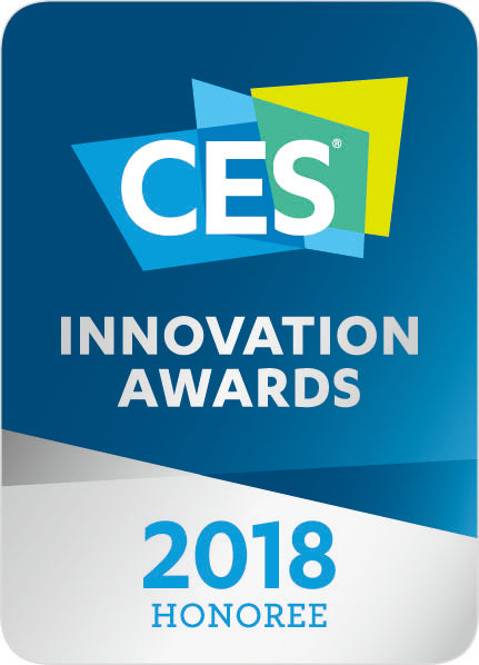LG PREMIADO CON CES INNOVATION AWARD 2018
