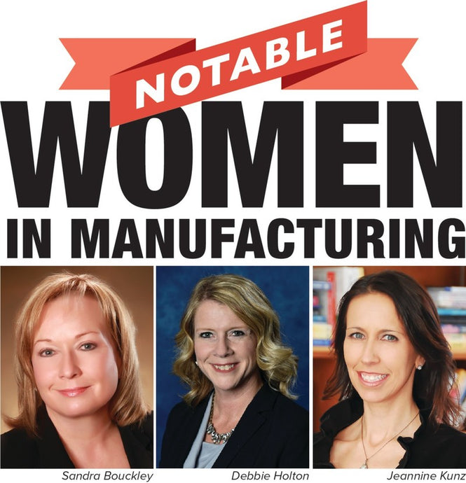 SME Leaders Named as Crain's Notable Women in Manufacturing
