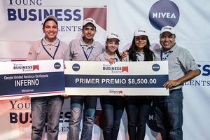 Final de Young Business Talents