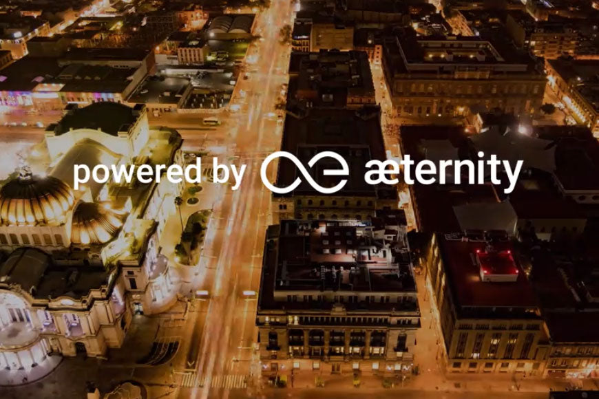 æternity's Blockchain To Immortalize Urban Street Art