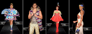 From Rice and Beans to High Fashion Couture