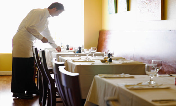 The Shutdown of the Restaurant Industry: The Widespread Impact