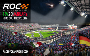 America Movil's Telcel and Infinitum enter partnership with Race Of Champions ahead of ROC Mexico