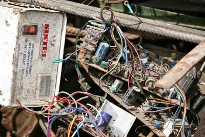 INDUSTRY CALLS FOR TOUGHER ACTION ON WEEE TREATED AS SCRAP METAL