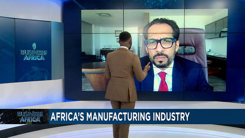 Africa's manufacturing sector in 2021