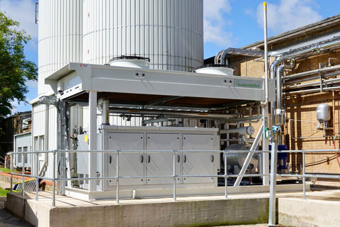 First Milk's New Cheese Chill Plant Exceeds Ecodesign Regulations' Minimum Energy Efficiency Requirements by 75.2%