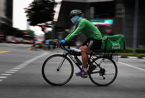 Food home delivery companies need up to 8,000 daily services to be profitable in a city