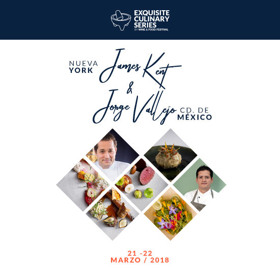 AMERICAN EXPRESS PRESENTA EXQUISITE CULINARY SERIES BY WINE & FOOD FESTIVAL