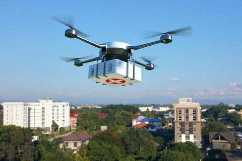 Lawmakers Enlist Power of Drones, AI, to Curb COVID Spread