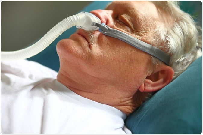 COVID-19 patients with sleep apnoea could be at additional risk