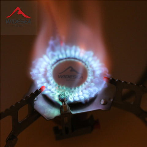 WIDESEA - Electronic Gas Stove