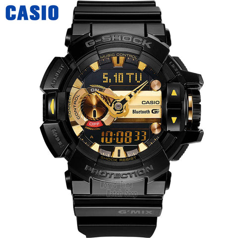 Casio Waterproof Smart Watch