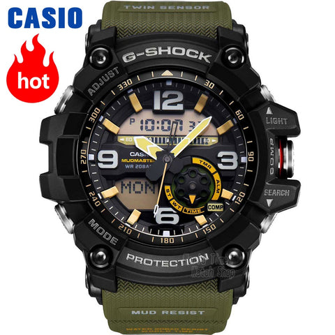 Casio G-SHOCK Military Watch