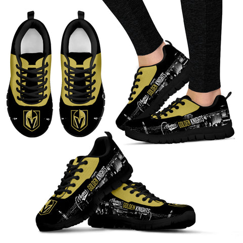 Womens Vegas Golden Knights Sneakers