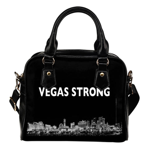 Vegas Strong Shoulder Bag