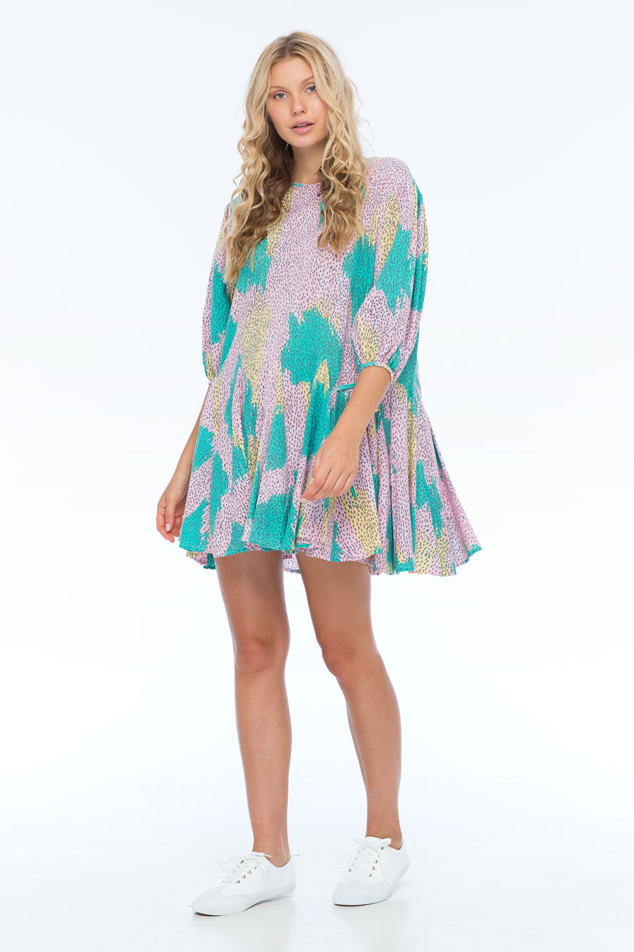 ESTELLE 2 SEASONS DRESS
