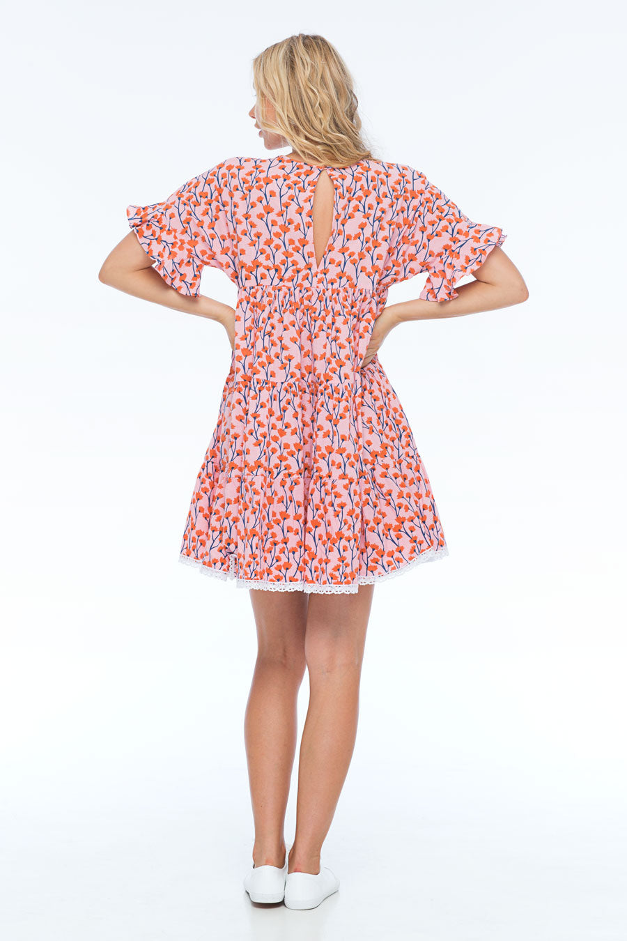 MIRA ILLIE VINE DRESS