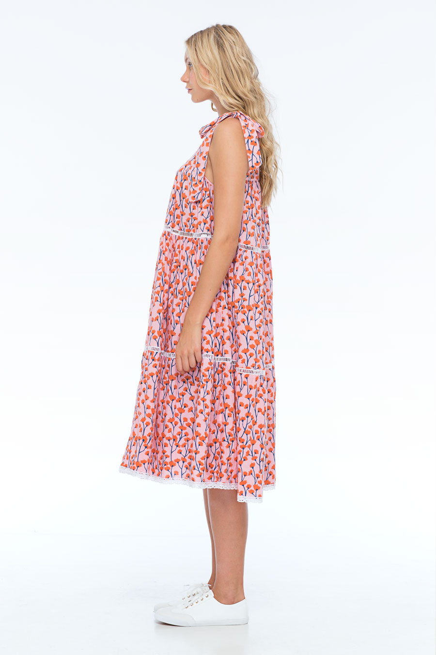 MARGOT DRESS VINE