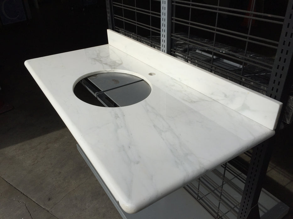 Calacatta Revolution Vanity Top