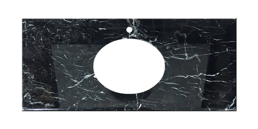 Black Marquina Vanity Top