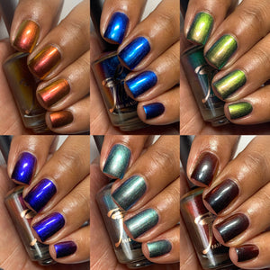Winter 2020 6 Piece Multichrome Collection