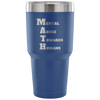 Math Definition (30 Ounce Vacuum Tumbler)