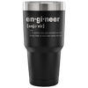 Engineer Definition (30 Ounce Vacuum Tumbler)
