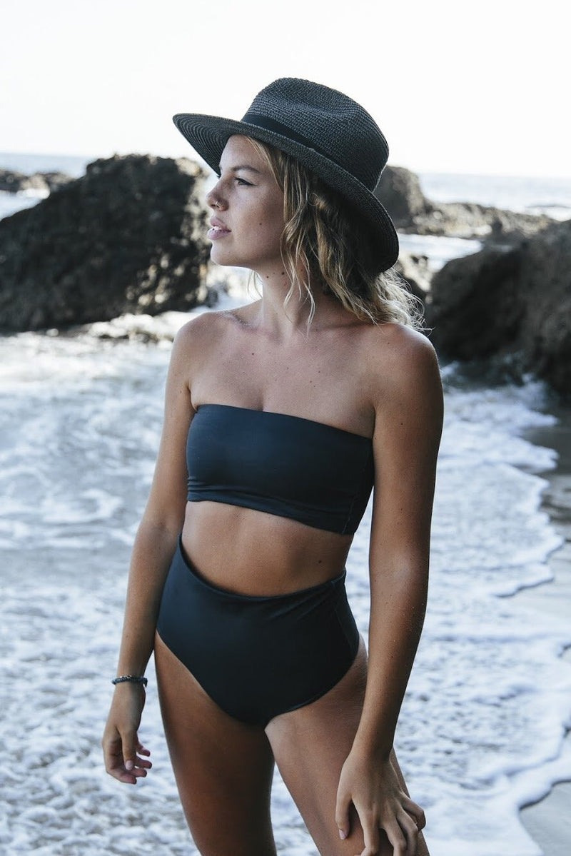 Monaco Top | Jet Set - Wave Babe Swimwear
