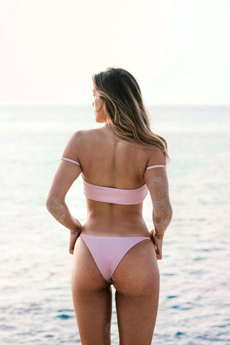 Lola Bottom | Lilac - Wave Babe Swimwear