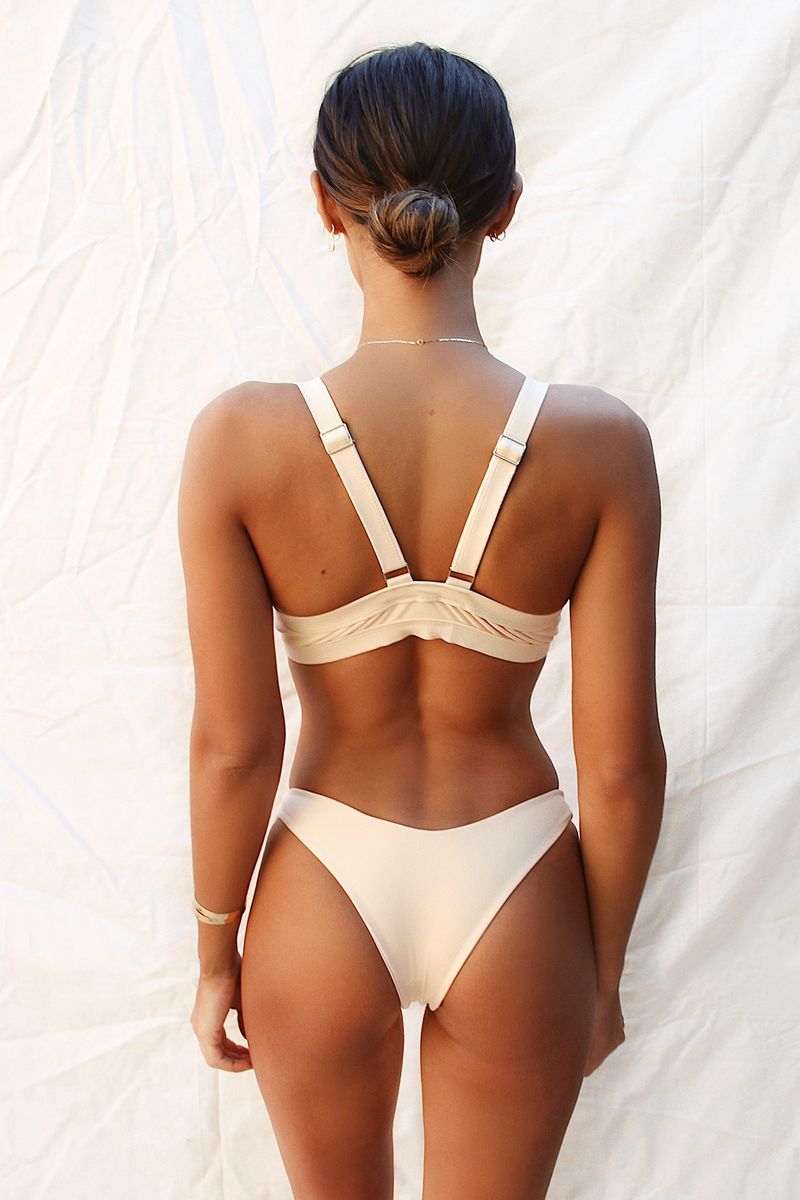 Venice Top | Champagne Honey