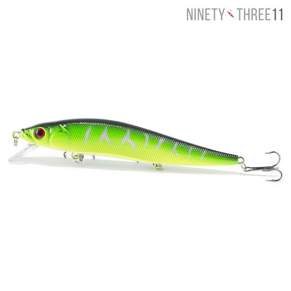 Fishing Crankbait Lure with 3 Fishing Hooks - FREE Shipping!