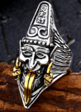 hindu God Stainless Steel Ring 316L - RAREBoutiques