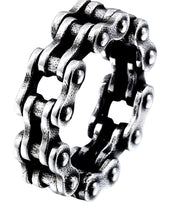 Bike Chain - Stainless Steel Ring