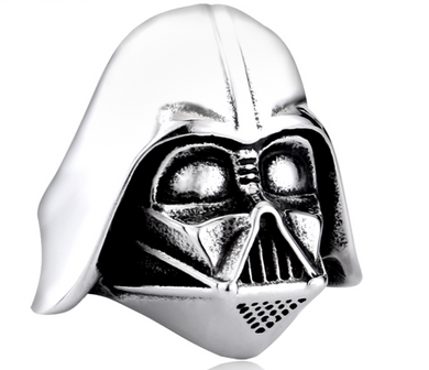 Darth Vader Stainless Steel Ring - RAREBoutiques