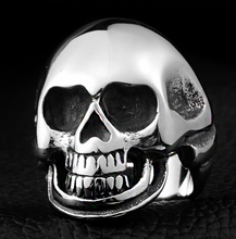 Skull Ring - Stainless Steel 316L - RAREBoutiques