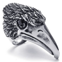 Eagle Stainless Steel Ring