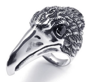 Eagle Stainless Steel Ring - RAREBoutiques