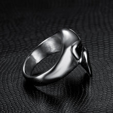 Skull Ring Stainless Steel 316L - Sizes 7 - 14 - RAREBoutiques