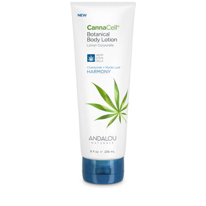 "<font  size=""-1""color=""#ff0077"">SALE </font><br>CannaCell® ボディーローション(ハーモニー)ANDALOU naturals(アンダルー ナチュラルズ)"