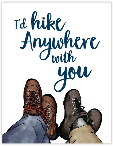 Hike Anywhere