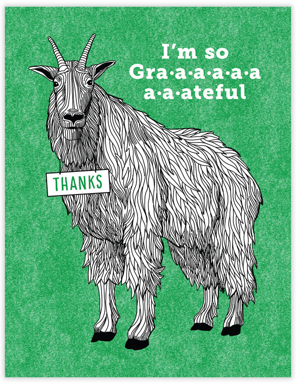 Goat Thanks