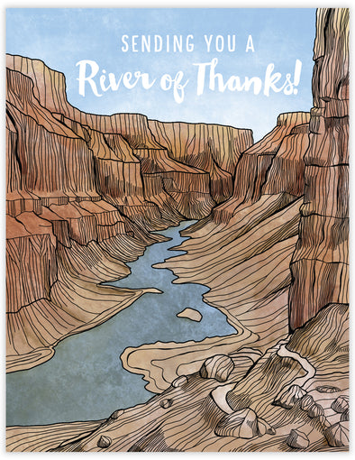 River of Thanks