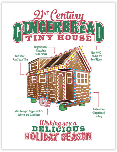Gingerbread Tiny House