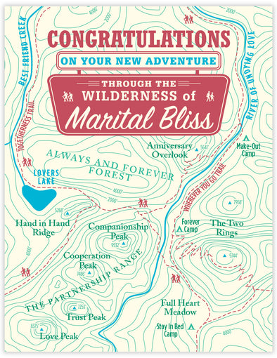 Marital Bliss Map