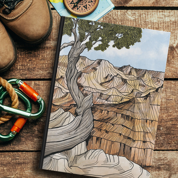 Canyon Tree Hardback Journal