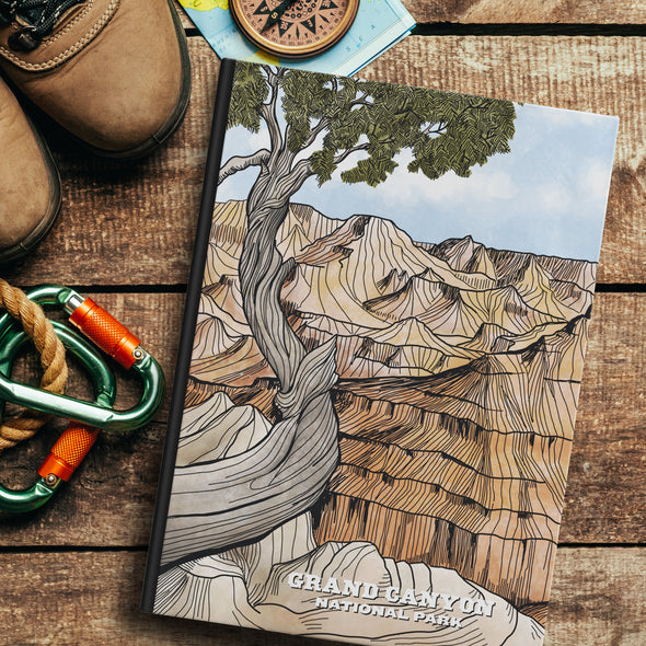 Grand Canyon Hardback Journal