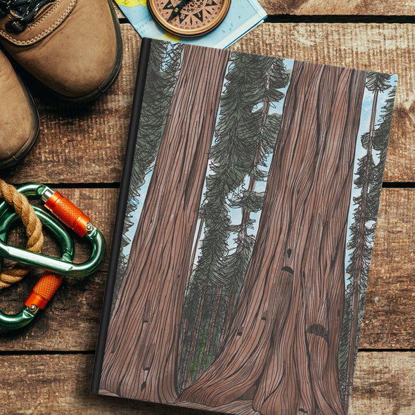 Big Trees Hardback Journal