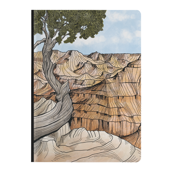 Canyon Tree Softcover Journal